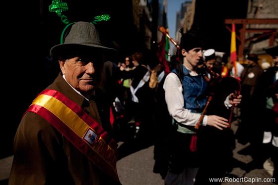Saint Patrick's Parade NYC