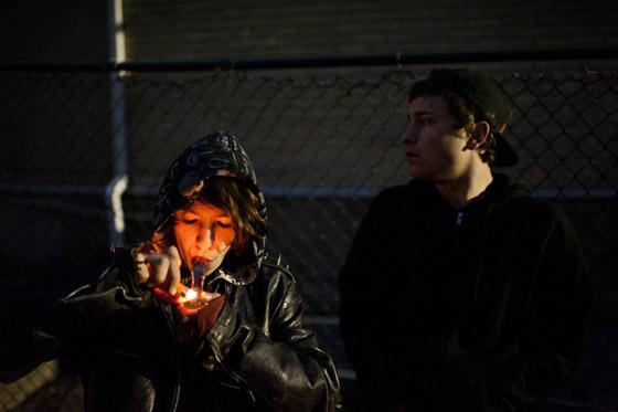 Appalachian Teenagers