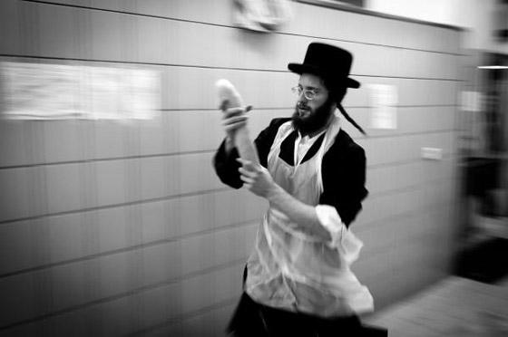 Belz Matzah
