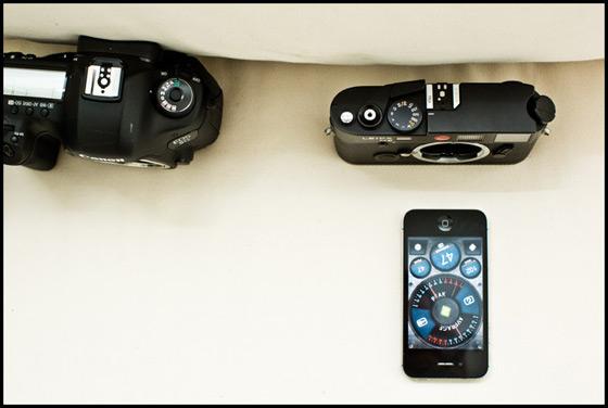 Canon 5D III - Leica M6