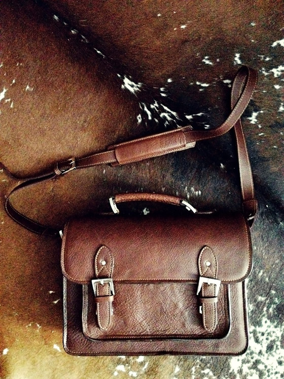 ONA Leather Camera Bag