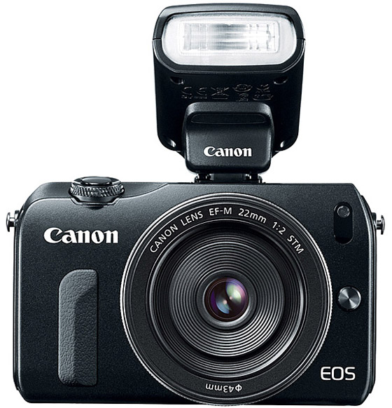 Canon EOS M Mirrorless compact camera