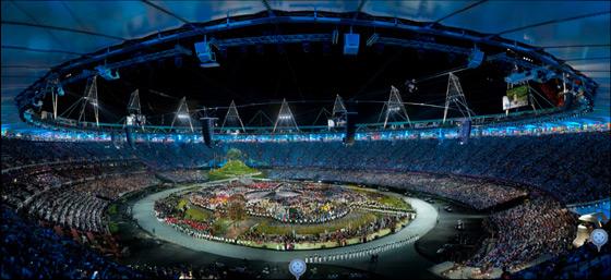 OlympicsGigapan