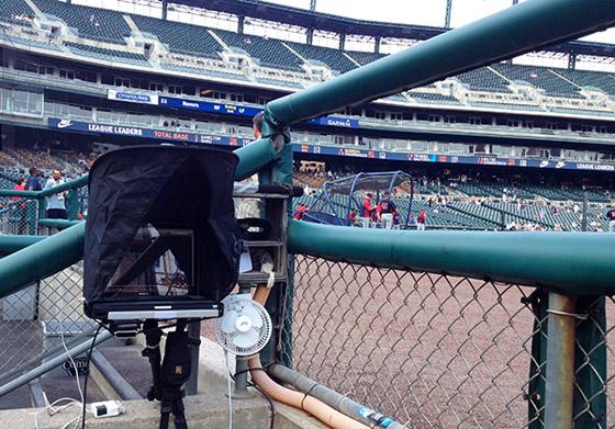 MLB setup