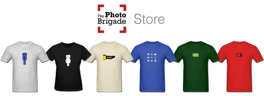 The Photo Brigade Store