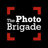 The Photo Brigade logo