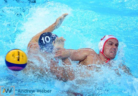 Olympics water polo