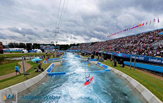 Olympics canoeing