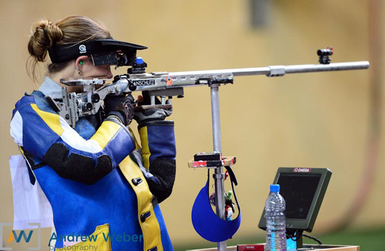 Jamie Lynn Gray - Olympics shooting