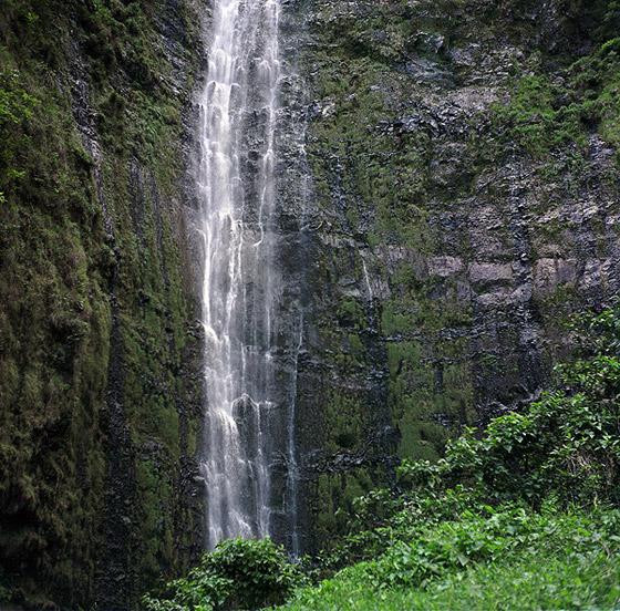 Hawaii - Waimoku Falls