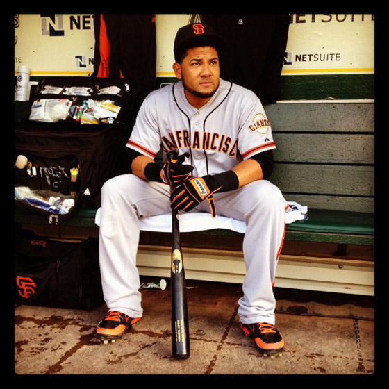 Melky Cabrera - Giants