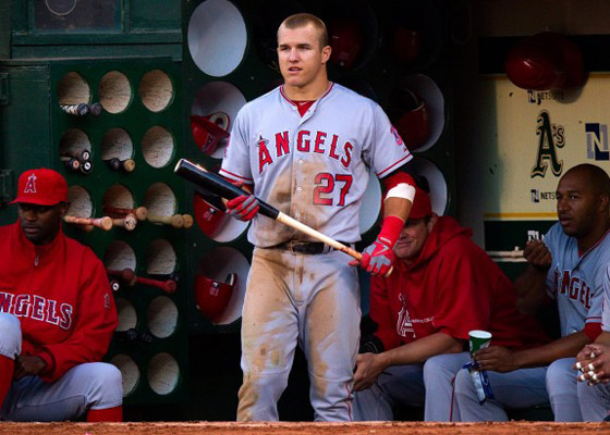 MikeTrout-Mangin