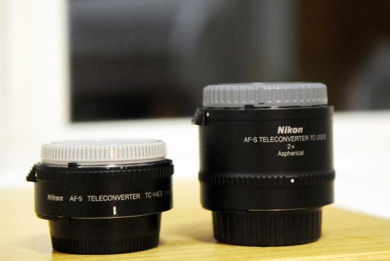 Nikon Teleconverter 2.0 TC III