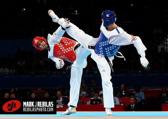 Olympics Taekwondo