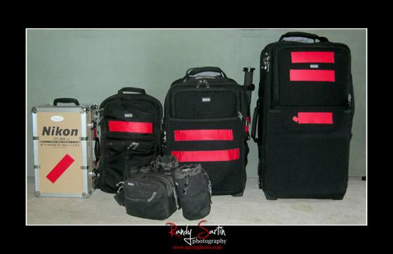 Randy Sartin gear