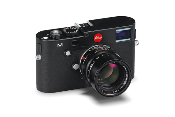 Leica M black