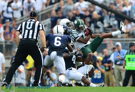Ohio vs Penn State