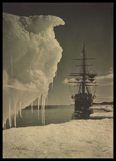 Herbert Ponting Terra Nova