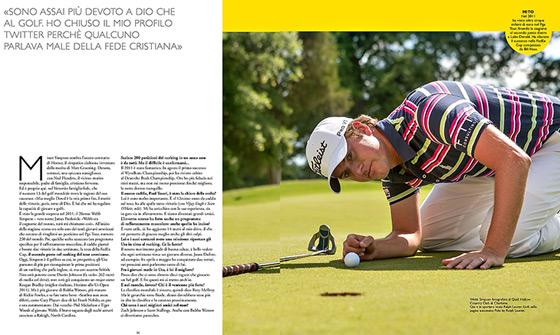 Webb Simpson - Style Golf