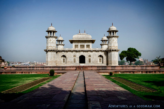 Tomb of I'timād-ud-Daulah - Baby Taj
