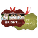Bay Photo Metal Ornament