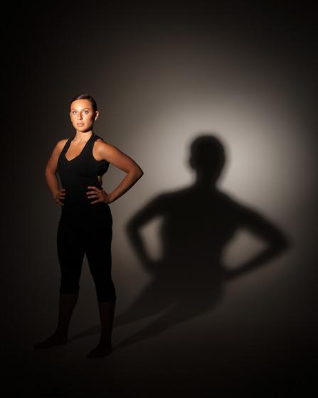 Olga shadow