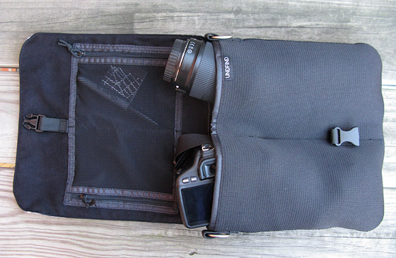 Undfind - Waist Shooter lens bag