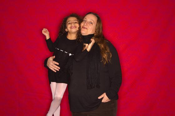 Miriam & Xari by Jesse & Rebecca Turnquist