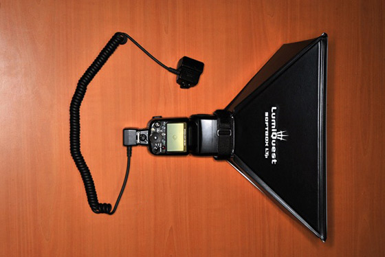 LumiQuest Softbox LTp