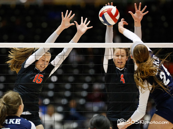 Texas High School Volleyball