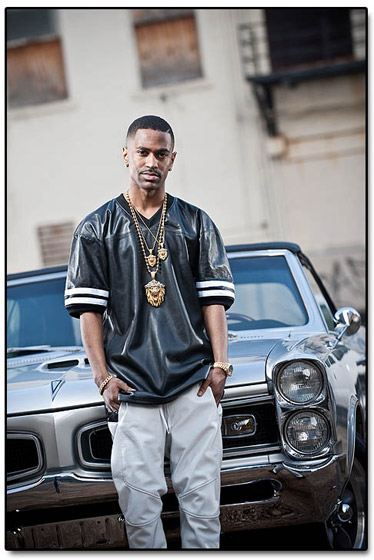 rapper Big Sean
