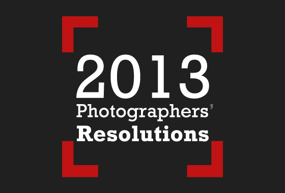 2013 photographers resolutions