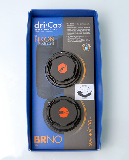 BRNO dri+Cap
