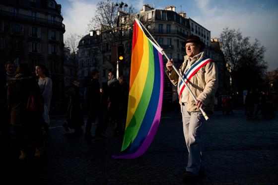 Manifestation Pour L'égalité
