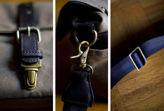 ONA Bowery Bag details
