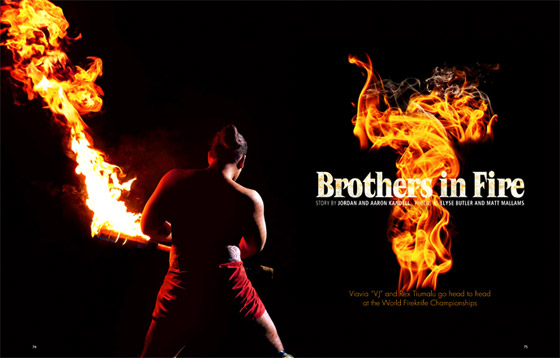 Brothers in Fire