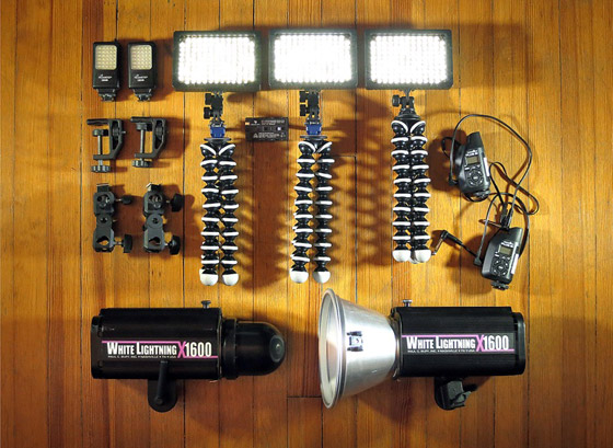 lighting gear