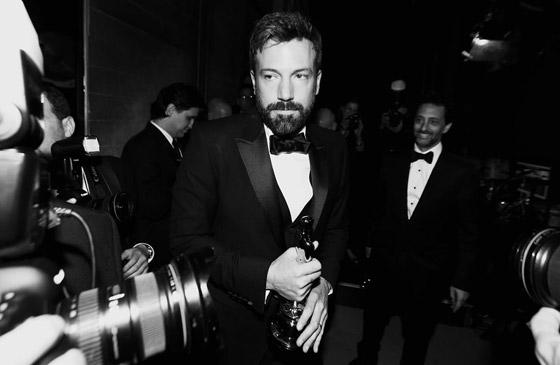 Oscars 2013 - Ben Affleck