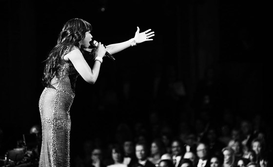Oscars 2013 - Jennifer Hudson
