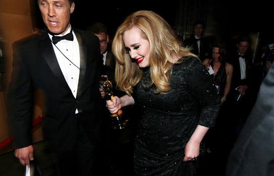 Oscars 2013 - Adele