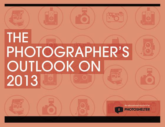 Photographers Outlook on 2013