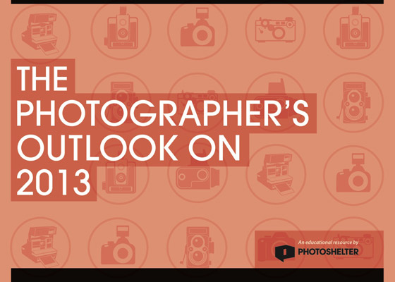 Photographers Outlook on 2013