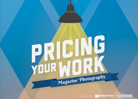 Pricing Your Work - Magazine Photography