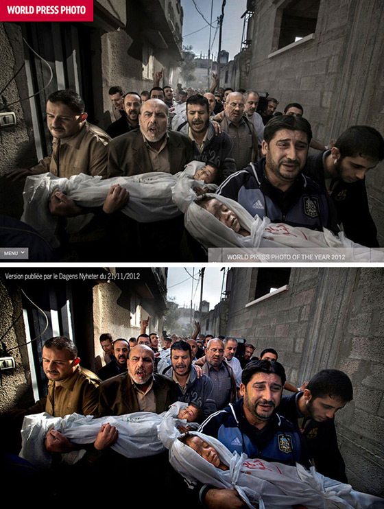 World Press Photo - Paul Hansen
