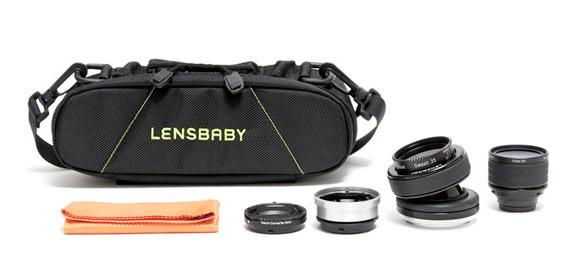Lensbaby Pro Effects Kit