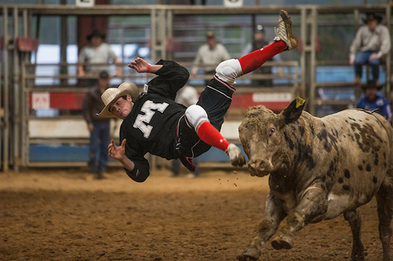 Sankey Rodeo School