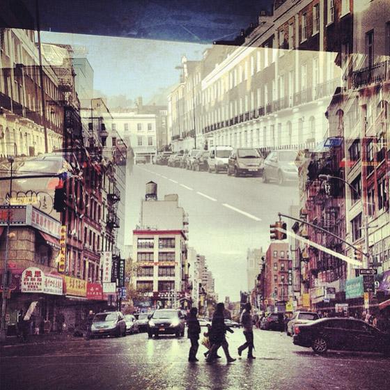 NYC + London