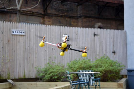 Storm Drone FF
