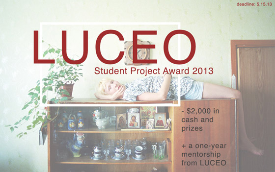 LUCEO Student Project Award