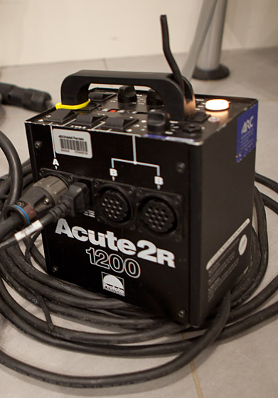 Profoto Acute2R 1200